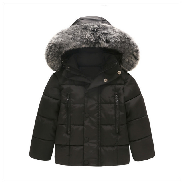 Autumn Winter Jacket Coat For Kids 2018 2