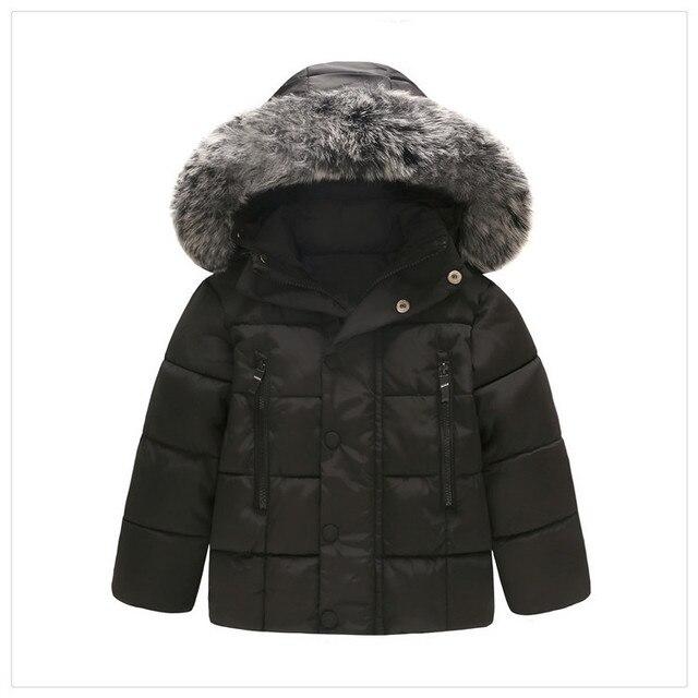 Autumn Winter Jacket Coat For Kids 2018 2