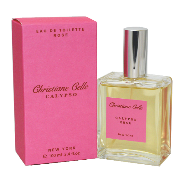 CALYPSO ROSE by Christiane Celle Calypso for Women EAU DE TOILETTE SPRAY 3.4 oz / 100 ml цена