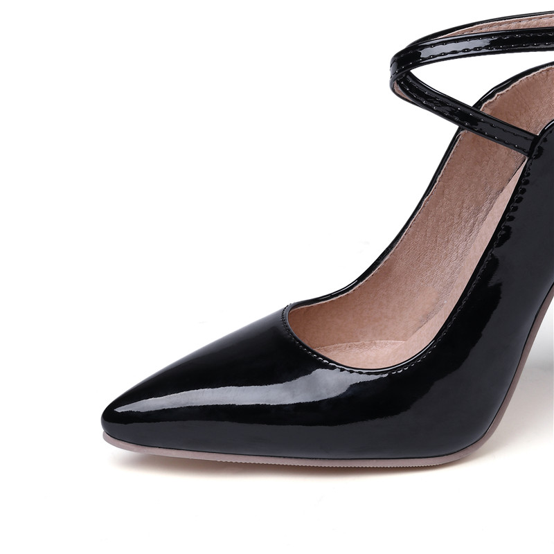 2ebaeb38b ... 34 De Zapatos Sandalias 12 Apricot Boda rojo Tacones 47 Fiesta negro  Super yellow 2019 Nuevo ...
