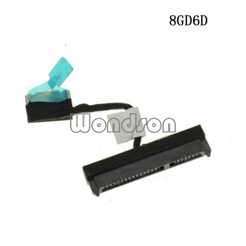 New laptop HDD cable for Dell Latitude E5450 HDD hard drive Connector - 8GD6D 08GD6D DC02C007400 w/ 1 Year Warranty image