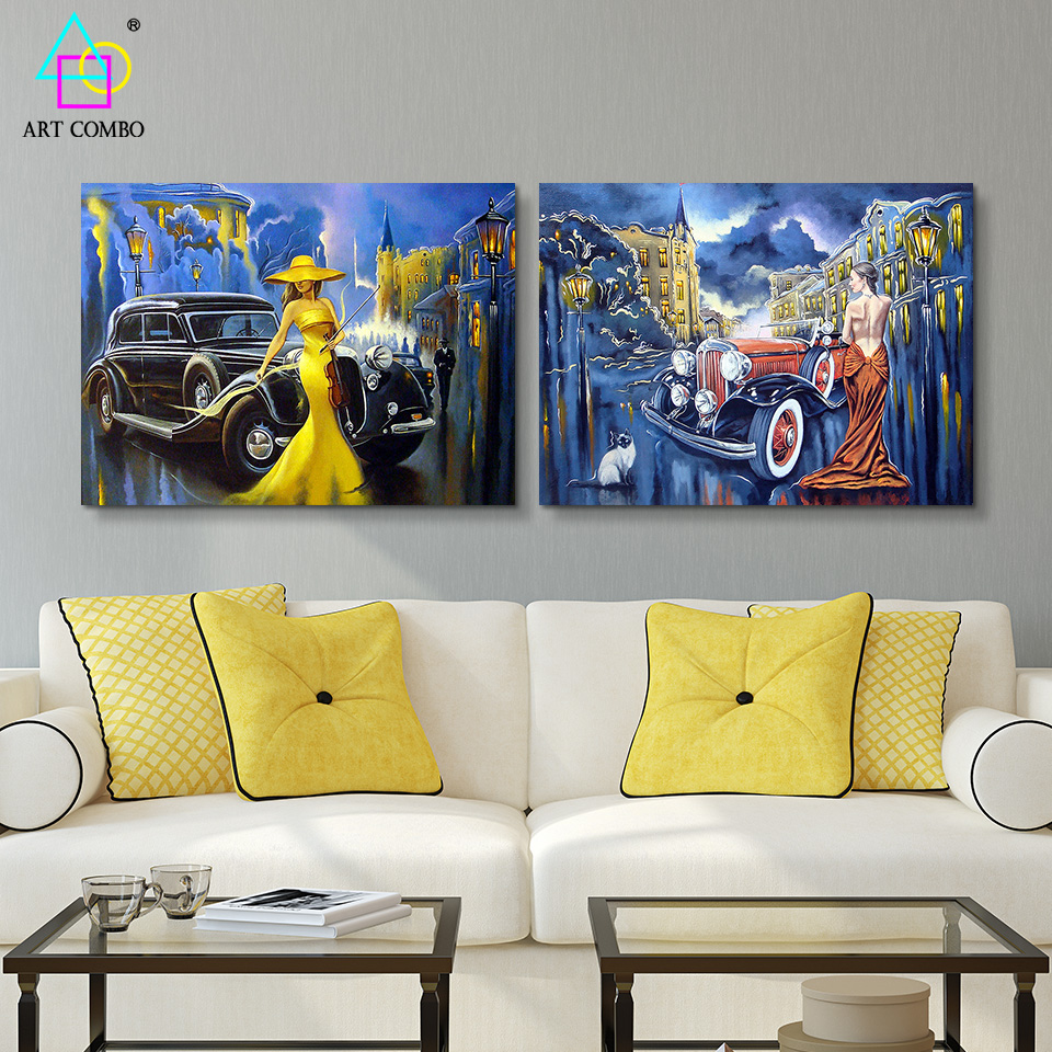 Modern Art Paintings For Living Room Online Get Cheap Unique Art Paintings Aliexpresscom Alibaba Group