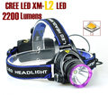 AloneFire HP81 Headlamp Cree XM-L2 LED 2200LM CREE led Headlamp light for 1/2 x18650 - AUTHENTIC GUARANTEE