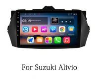 9 Quad core Android 7.1 2+32G Car GPS radio Navigation for Maruti Suzuki Ciaz 2014 2016 with 4G/Wifi DVR OBD mirror link 1080P