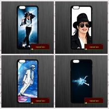 Michael Jackson Dancing MJ Phone Cases Cover For iPhone 4 4S 5 5S 5C SE 6 6S 7 Plus 4.7 5.5  AM0904