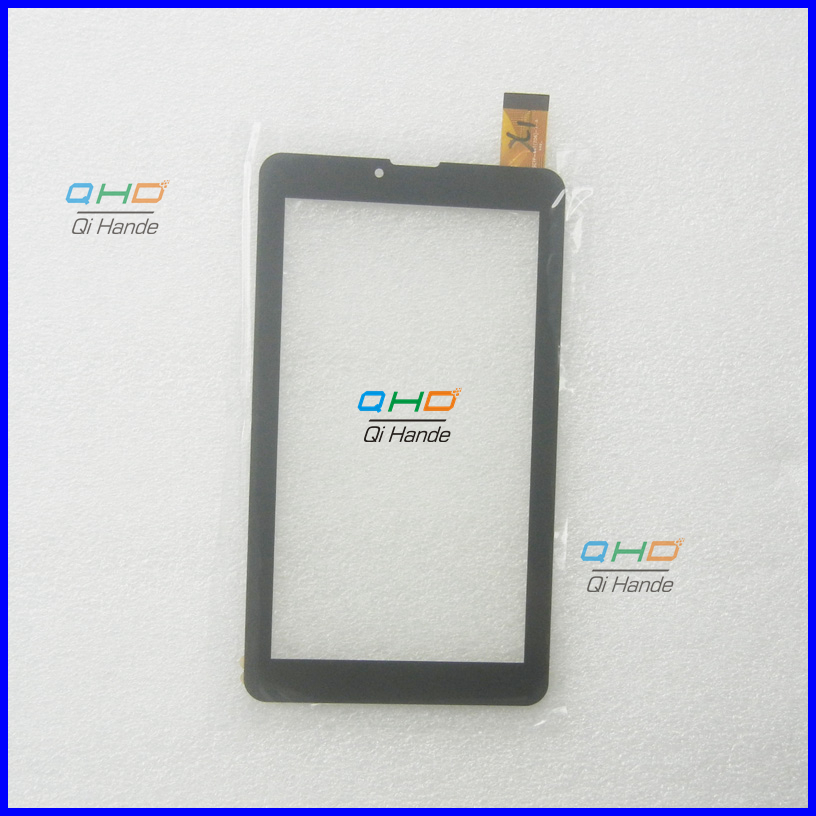 New Touch screen Digitizer For 7 icnh DEXP Ursus 7MV2 3G Tablet Capacitive Touch panel Sensor replacement Free Shipping new for 7 inch dexp ursus z170 kid s tablet capacitive touch screen panel glass sensor replacement free shipping