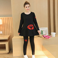 Maternity Maternal  Cotton Sweater Suit Pregnant Breast Feeding Clothes Clothes For Pregnant Women Pajamas  Pregnant women