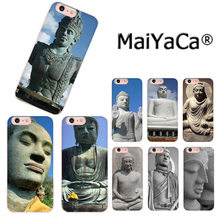Maiyaca Buddha Budha Baru Fashion Ponsel Case PENUTUP UNTUK iPhone 11 Pro 8 7 66S Plus X 10 5S SE X XR X Max Coque Shell(China)