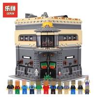 Лепин 15015 5003 шт. город создатель динозавра музей MOC Модель Строительство Наборы блок LegoINGly Кирпич игрушка совместимы Рождественский подарок