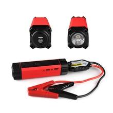 54000mWh 1000A пиковый ток прыжок автомобилей Стартер аварийного Мощность Bank автомобилей Батарея с SOS свет