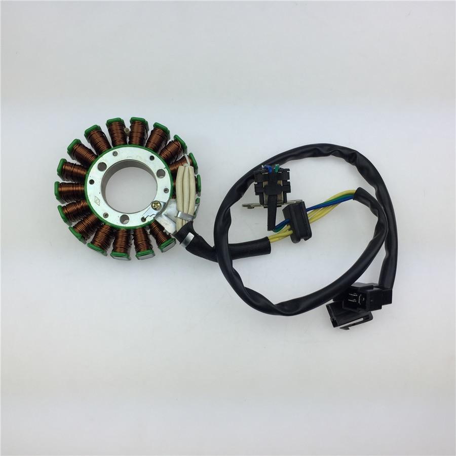 STARPAD pour le GN125-18 moto bobine accessoires GS125 moto moteur Stator haute qualité