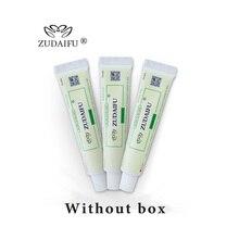цена на Dropshipping Zudaifu Skin Psoriasis Cream Dermatitis Eczematoid Eczema Ointment Treatment Psoriasis Cream Skin Care Cream