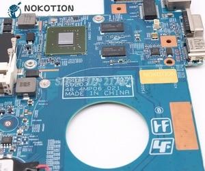 Image 5 - NOKOTION Für Sony Vaio PCG 61911W VPCEG VPCEG18FG Laptop motherboard HM65 DDR3 GT410M 48.4MP01.021 MBX 250 WICHTIGSTEN BORD