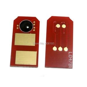 Image 2 - 4x Mực Chip Cho OKI C332 C332dn MC363 MC363dn C332 DN MC363 DN Hộp Mực Đặt Lại Chip Phiên Bản EUR