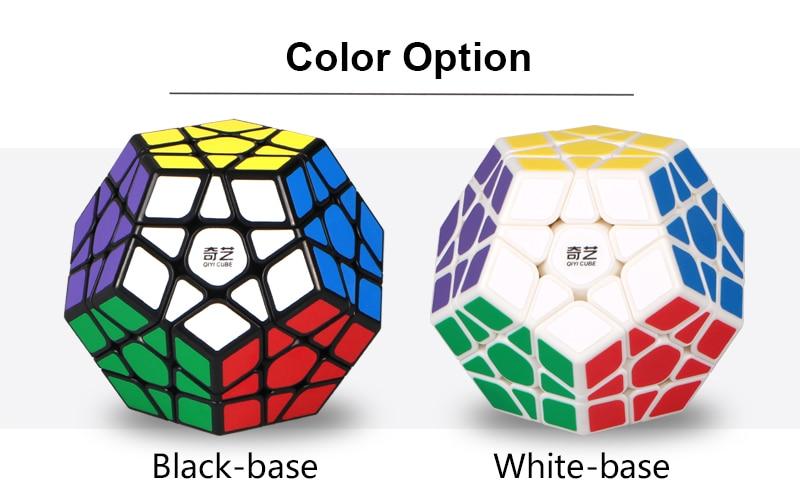 cubo mágico megaminx sin etiqueta velocidad profesional 12 lados - Juegos y rompecabezas - foto 3