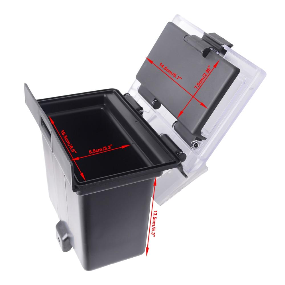 Center Dash Storage Box Center Compartment for POLARIS RZR 1000 900S RZR XP  1000 2014 2015 2016 2017 2018 Parts