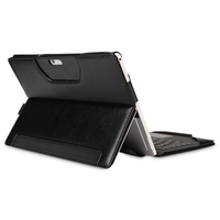 Case For Microsoft Surface Pro 4 12 3 PU Leather Tablet Cases Cover With Screen Protection
