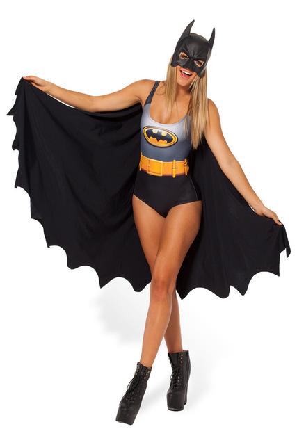 Batman Swimsuit (Woman)