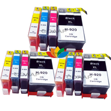 12 Compatible hp920 920xl ink cartridge For HP Officejet 6500 All-In-One, Plus, 6500se, Wide Format, Wireless