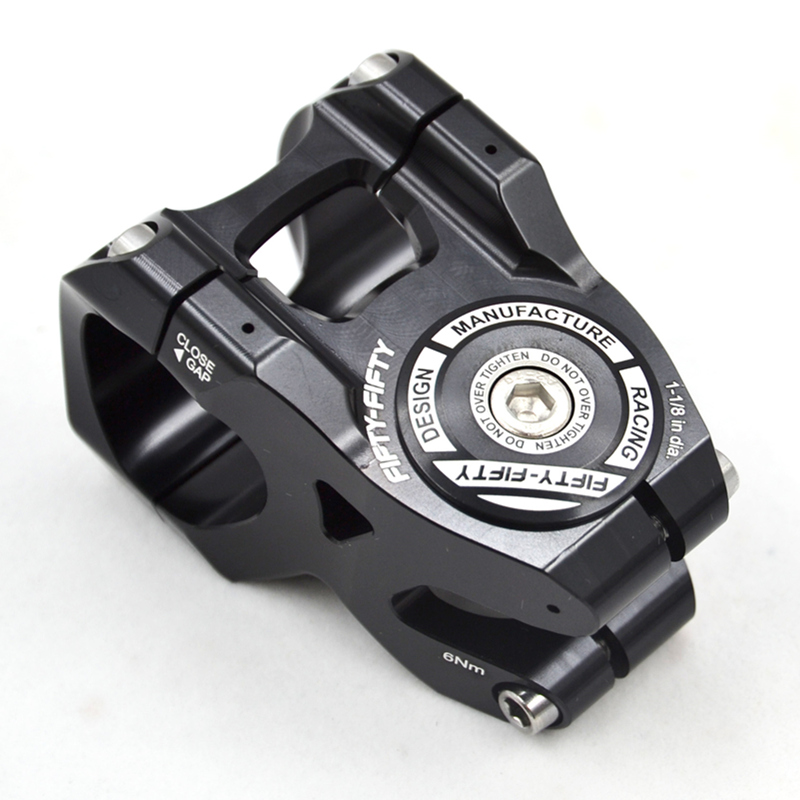 FIFTY-FIFTY CAPS Bicycle Headset Stem Top Cap 28.6mm 1-1//8 Steerer With Screws