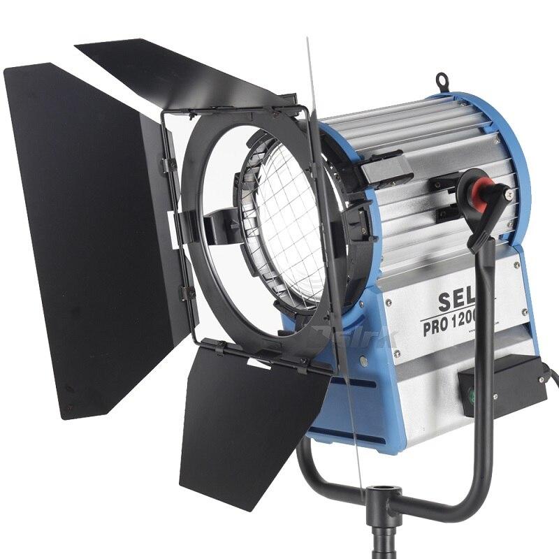 200W LED Spotlight as 1200W HMI Light 5600k Dimmable for advertising Filmmarking Broadcasting Film Camera video new bi color 4ft 4 bank led kinoflo 3200k 5600k dimmable daylight with ballast for film lighting high cri for broadcasting