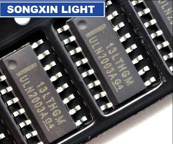 1000PCS ULN2003ADR SOP16 ULN2003A SOP ULN2003 SMD new and original IC free shipping