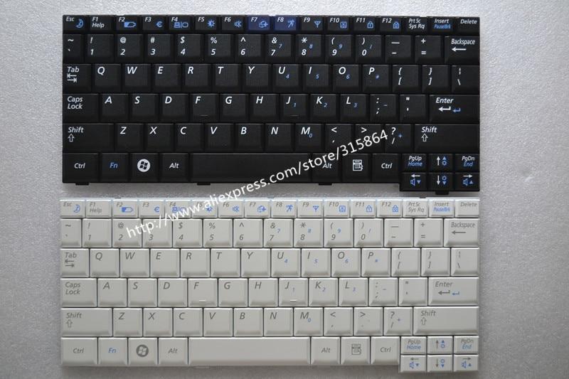 NOUS Nouveau clavier d'ordinateur portable pour samsung NP NC10 ND10 N130 N128 N140 N108 N110 N130 Anglais