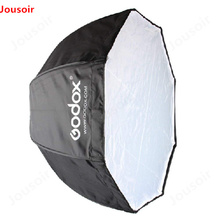 Photo Studio 80cm32in Portable Flash Speedlight Umbrella Softbox Soft Box Brolly Reflector for Studio Light Speedlite CD15