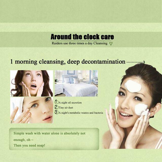 Handmade Soap Bamboo Charcoal Skin Care Treatment Natural Skin Whitening Soap Blackhead Remover Acne Treatment Control Oil 2