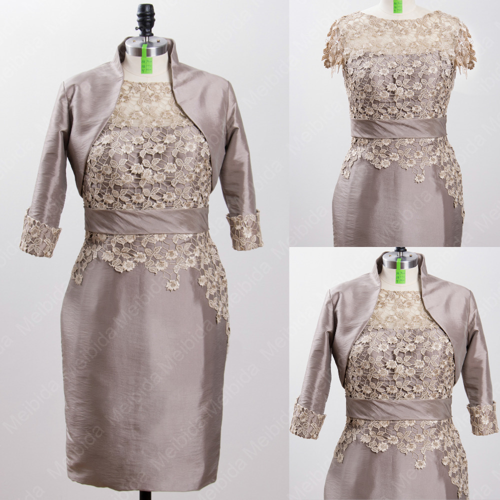 Gorgeous Mother Of The Bride Lace Dresses Grandmother Of