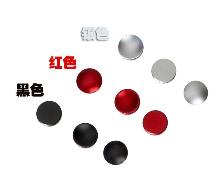 1PCS soft Camera Release shutter button 3 Color Concave/Flat/Convex for Fujifim x100 x10 X-Pro1 m6 m8 m9 x-e1 x-e2 accessories