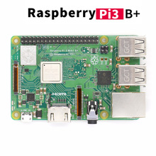 New Arrival Raspberry Pi 3 Model B+ 2018 In Stock Raspberry Pi 3 B Plus 1.4GHz 64 bit Processor RPi 3 B+