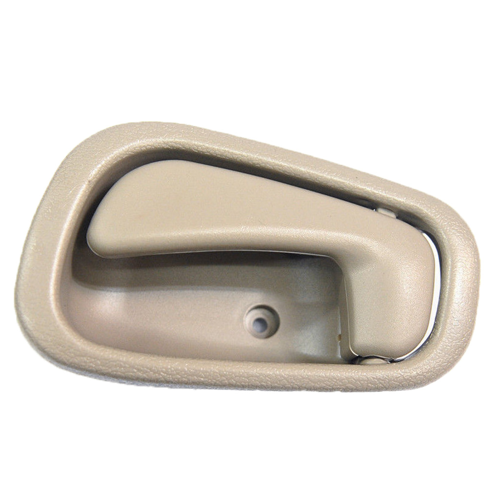 left interior door handle for toyota corolla chevrolet prizm beige tan 98 02 6920502050 69205 02050 6920602050 69206 02050 [ 1000 x 1000 Pixel ]
