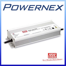 [PowerNex] MEAN WELL original HVGC-320-700B 214 ~ 428V 700mA meanwell HVGC-320 320W Single Output LED Driver Power Supply B Type