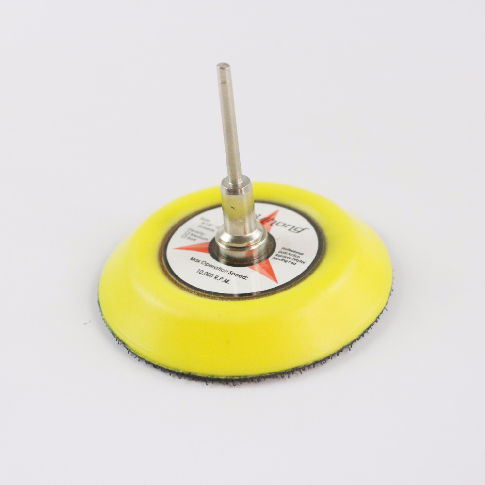MAXMAN Disco de lijadora de 3 pulgadas Papel de lija Almohadilla - Herramientas abrasivas - foto 5