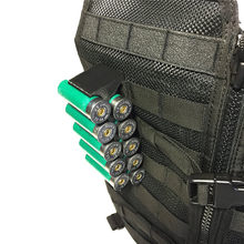 PickUp Tactical Molle Magazine Pouch 12GA Shotgun Shell Ammo Carrier 10 Round with Clip 12 Gauge Shell Holder Military Accessories wholesale
