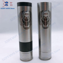 Newest Taifun Skarabaus pro mech mod 25mm 18650 battery 316 ss vape mods for taifun gt kayfun prime lite Mechanical