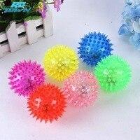 LeadingStar Soft Anti Stress Puffer Balls Small Dense Vent Ball Mixed Color 12 Set