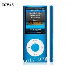 ZGPAX haute qualité LCD 1.8 pouces 8GB 16GB 32GB Sport lecteur MP3 musique jouant 4thMP4 gen avec Radio FM E-book HD vidéo MP4 lecteur