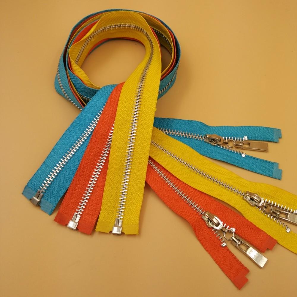 Plastic Molded Zipper Reversible Jacket