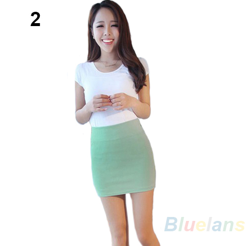 Tight Short Skirt - Dress Ala
