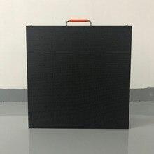 P3.91 500*500 мм Крытый литья Алюминий светодиодный Дисплей