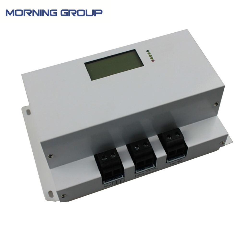 LCD MPPT 40A 50A 60A 70A 80A 100A solar charge regulator controller 36V 48V