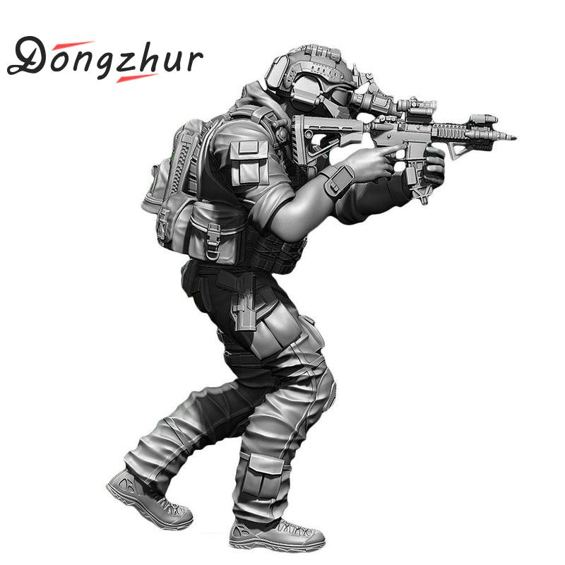 dongzhur 75mm us navy seals resin figure home decoration diy crafts