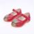 Wendywu meninas shoes new 2017 moda outono strass coroa party girl shoes sólidos bonito rodada crianças princesa shoes