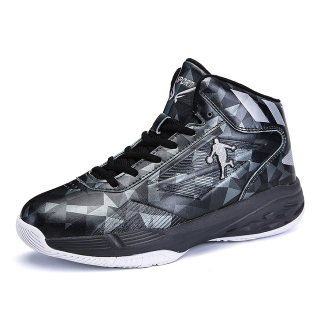 Hot Men's Basketball Shoes Air Breathable Anti-skid Basketball Sport Shoes Light Jordan Shoes Boys Basket Homme Trainer Sneakers
