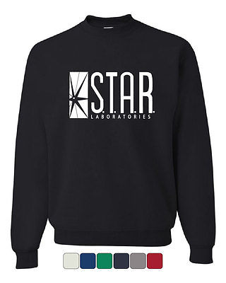 Superman Series Men Sweatshirt STAR labs autumn winter new fashion hoodies cool streetwear tracksuit high quality