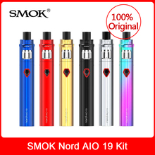Original SMOK Nord AIO 19 Kit built in 1300mAh Battery Nord coil Electronic Cigarette VS novo.jpg 220x220 - Vapes, mods and electronic cigaretes