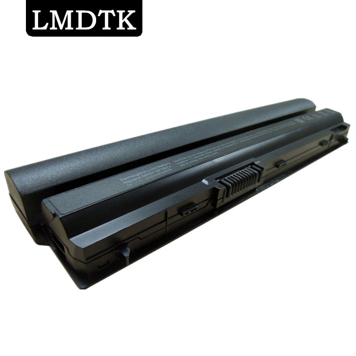 LMDTK New 6cells laptop battery FOR DELL Latitude E6220 E6120 E6320 E6430S E6230 K4CP5 K94X6 KFHT8 MHPKF 09K6P free shipping jigu laptop battery for dell 8858x 8p3yx 911md vostro 3460 3560 latitude e6120 e6420 e6520 4400mah