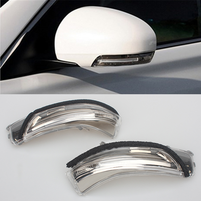 Outside Mirror LED Turn Signal Repeater Lamp 81740-30130 For PRIUS,REIZ,WISH,MARK X,CROWN,AVALON 2009 2010 2011 2012 2013 cafoucs led rearview side mirror turn signal lights mirror lamp for toyota prius reiz wish mark x crown avalon